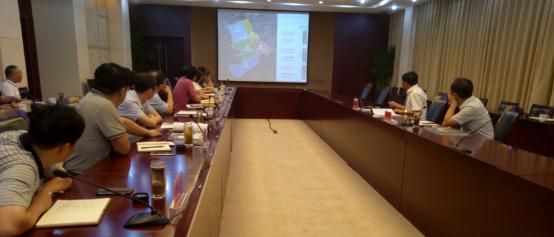 泰兴市政府认同三阳航天旅游小镇总体规划方案